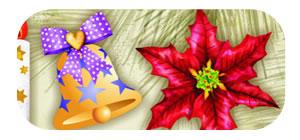 Seasons Greetings Sticker Sheet
